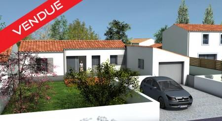 Maison 2 chambres vendue à Challans - Hameau du Pré Besson