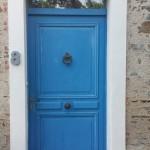 Porte d'entrée - Avant