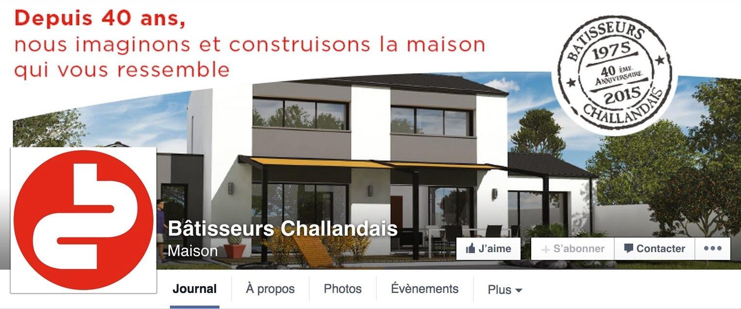 retrouvez les b tisseurs challandais sur facebook b tisseurs challandais constructeur de. Black Bedroom Furniture Sets. Home Design Ideas