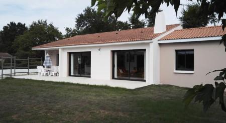 Maison de M. & Mme Kokot à Sallertaine