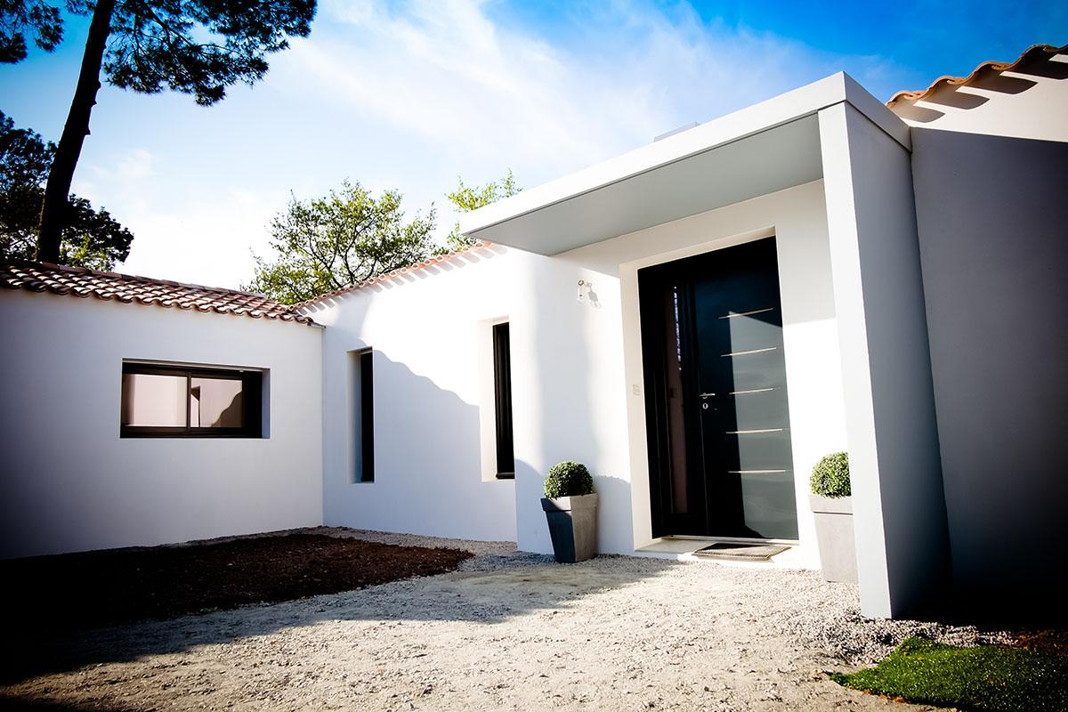 Les sablons b tisseurs challandais constructeur de for Constructeur maison contemporaine en vendee