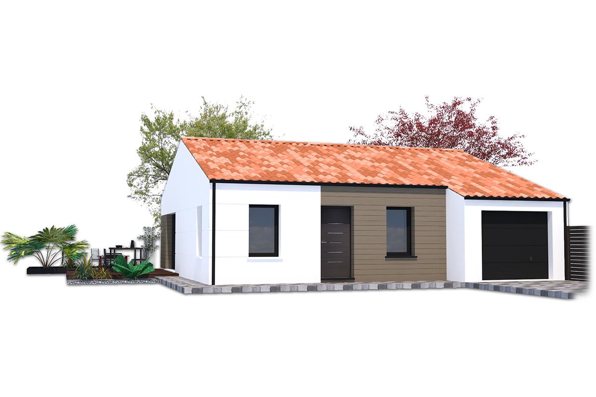 Projet de maison pour investisseurs en Vendée
