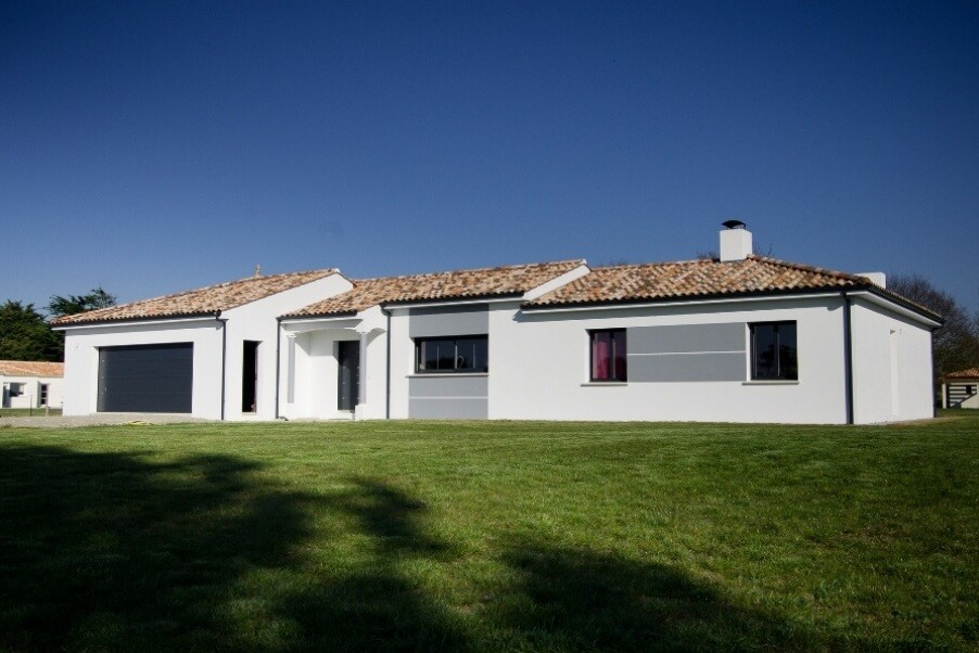 Maison contemporaine – Soullans