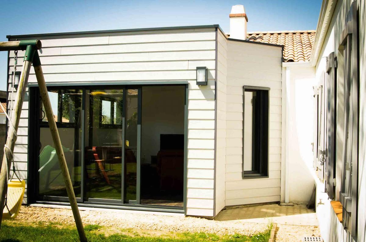 challans extension bois agrandir b tisseurs challandais constructeur de maison en vend e. Black Bedroom Furniture Sets. Home Design Ideas