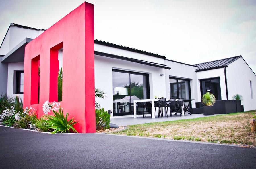 Maison contemporaine –  Challans