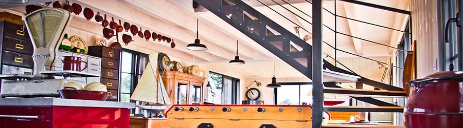 Zoom sur une maison vendéenne RT 2012 à Soullans