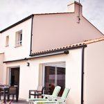 Maison montoise avec chauffage sol et normes PMR