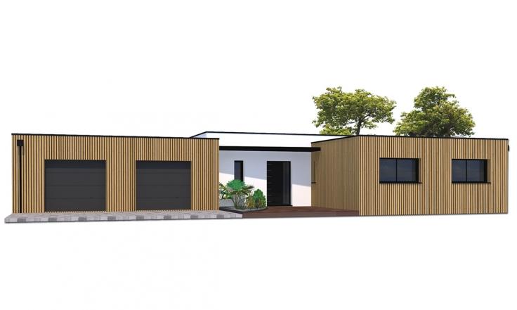 Ker Daniau - Bâtisseurs Challandais : constructeur de maison en Vendée